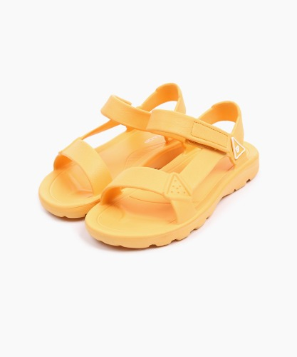 Ballop Trapper Touch-Fastened Sandals [Mango Yellow]